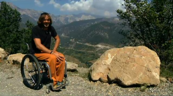 Alvin Bayona montaña silla